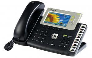Promtel oferuje szeroki wybór telefonów IP przewodowych