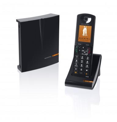 Telefony IP bezprzewodowe: Alcatel 1020IP