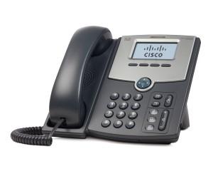 Telefony IP przewodowe: Cisco SPA502G