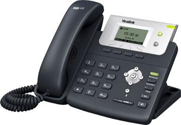 Telefony IP przewodowe: Yealink T21