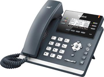 Telefony IP przewodowe: Yealink T41P