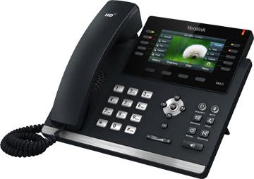 Telefony IP przewodowe: Yealink T46G