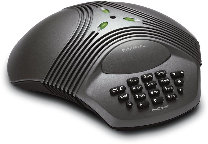 Telefony konferencyjne: Konftel 100