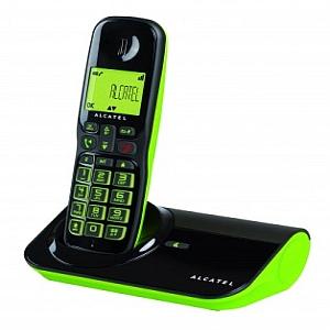 Telefony analogowe bezprzewodowe: Alcatel Sigma 260